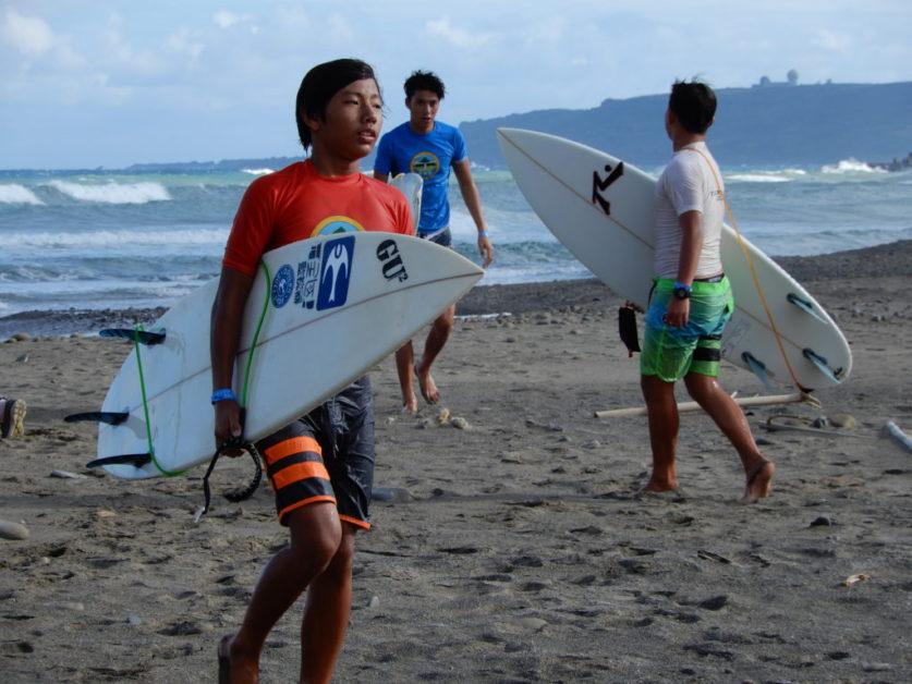 Surfing Schools in Taiwan